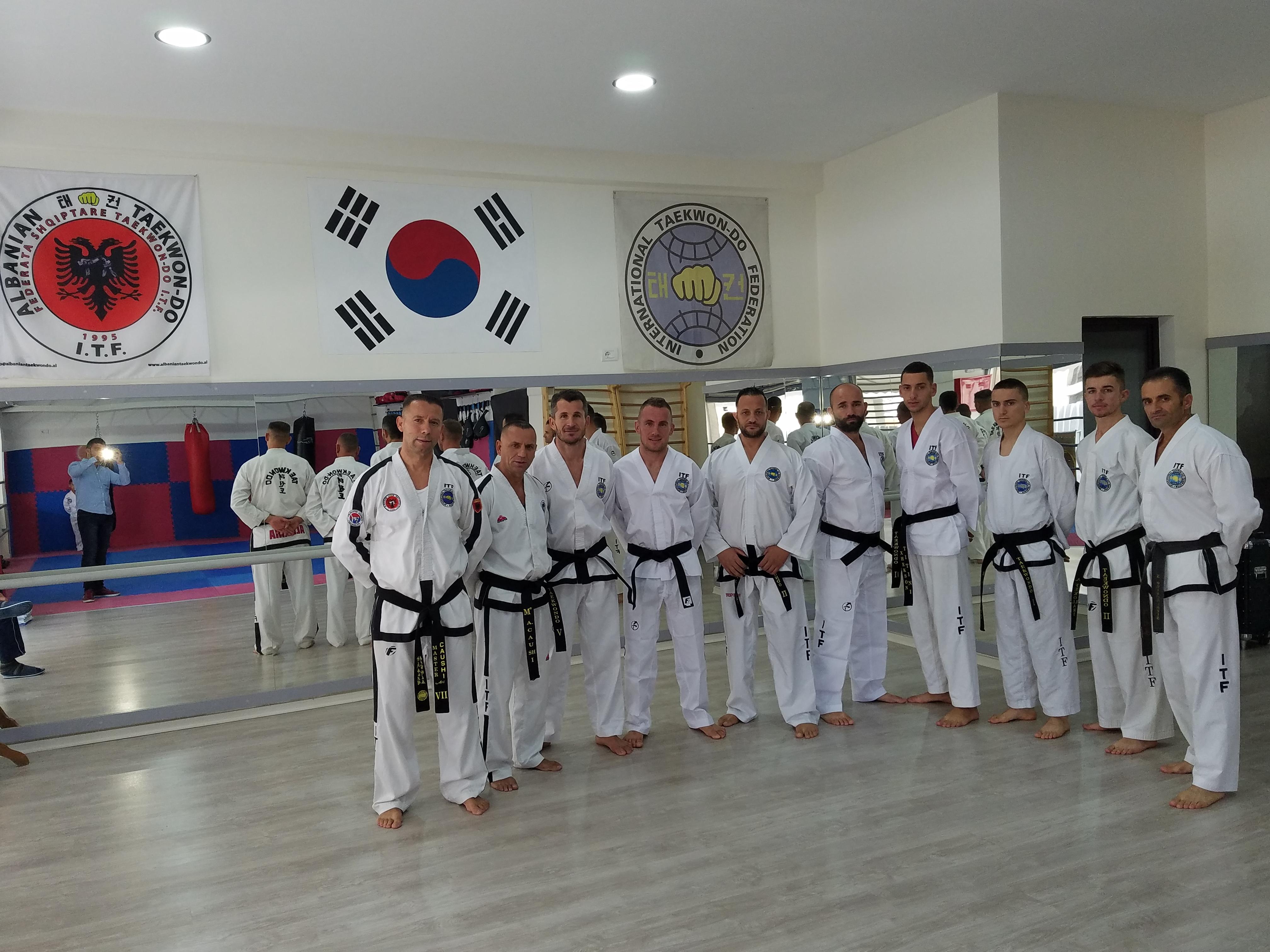 Seminari Teknik Kombëtarë për Instruktor dhe trajner të F.SH.Tae.