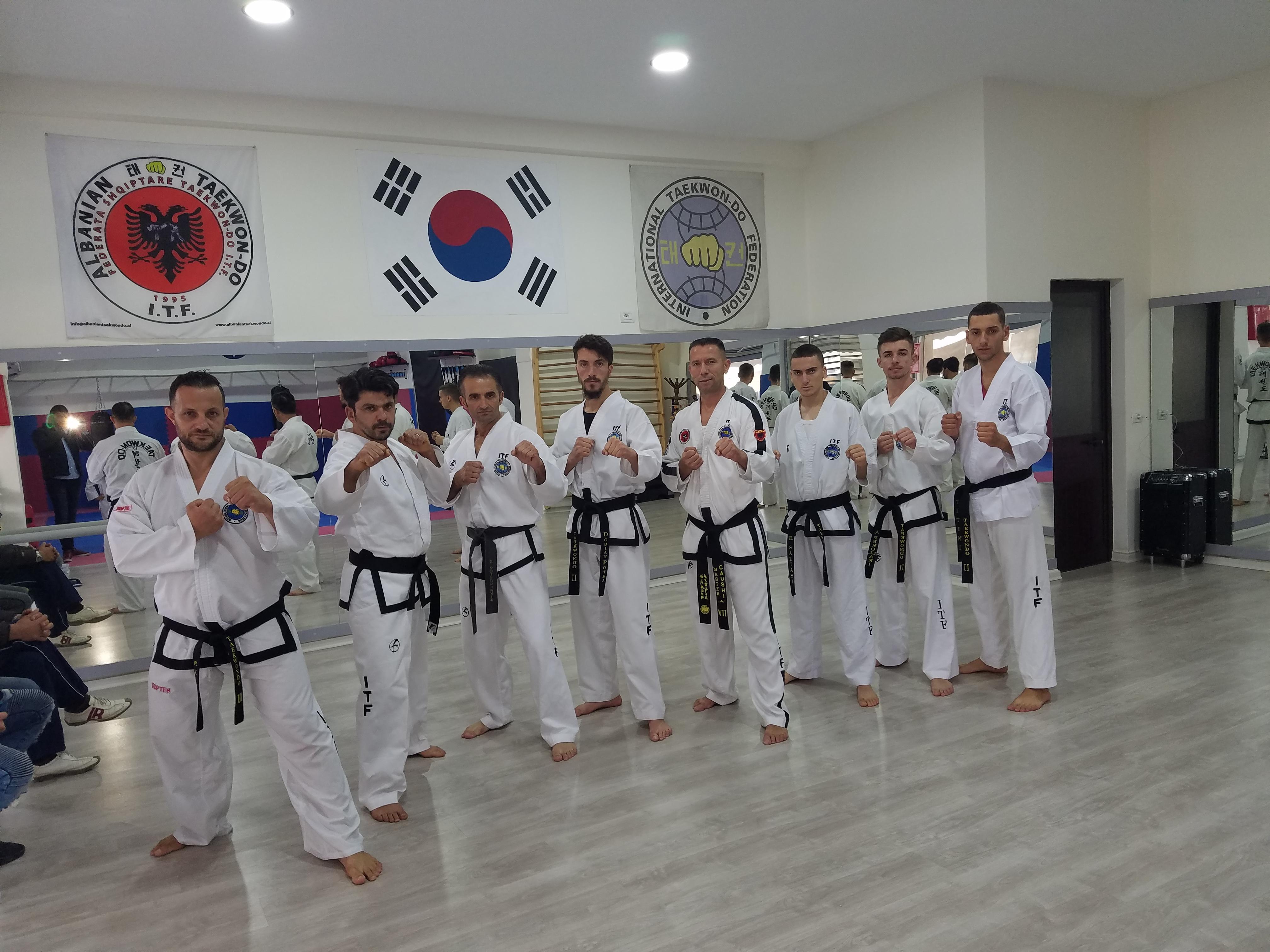 Seminari Teknik Kombëtarë për Instruktor dhe trajner të F.SH.Tae