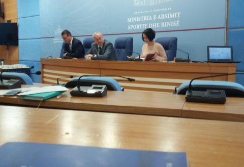 Themelimi i Organizates Kombetare Anti Doping