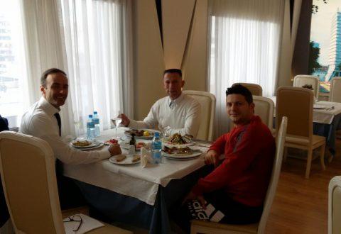 Takim me Ermal Mamaqin