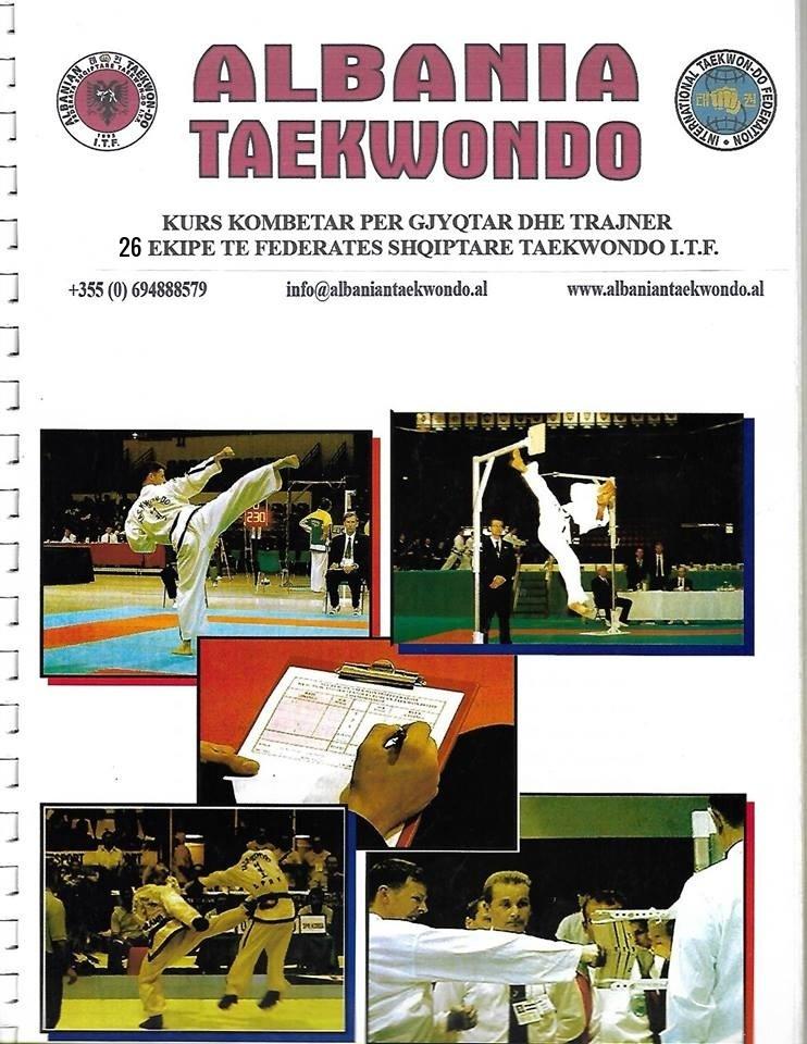 Seminar Teknik dhe organizativ Kombëtar i TAEKWONDO-së