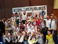 Momente nga Kupa e 23 e Republikes ne Taekwondo