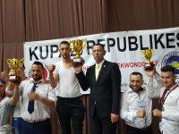 Renditja e Pikeve ne Kupen e 23º te Republikes Taekwondo