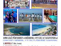 8° Summer Camp dhe testime për grada Kup & Dan